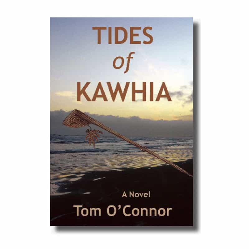 Tides of Kawhia - second edition