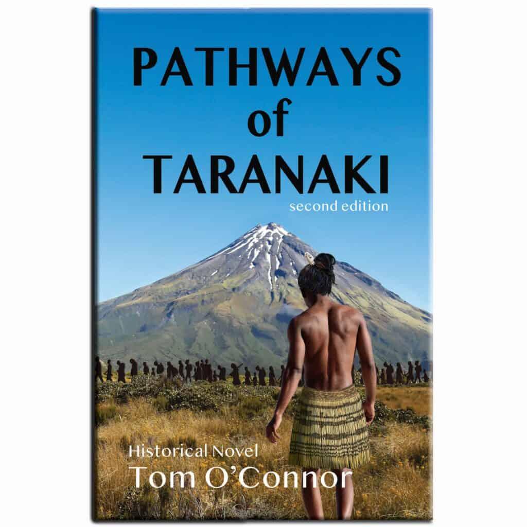 Pathways of Taranaki - second edition