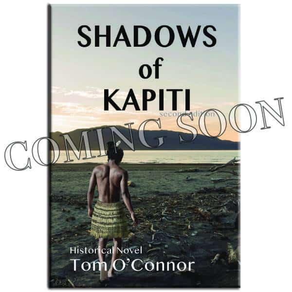 Shadows of Kapiti - second edition