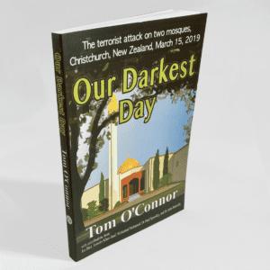 photo of Our Darkest Day book